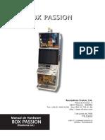 IDP - Box Passion - CL3BPIHWES1009070100 (10204890000  ESP - 20080605)