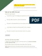 CAD Drafter Interview Q&A