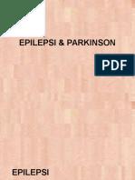 Epilepsi Dan Parkinson