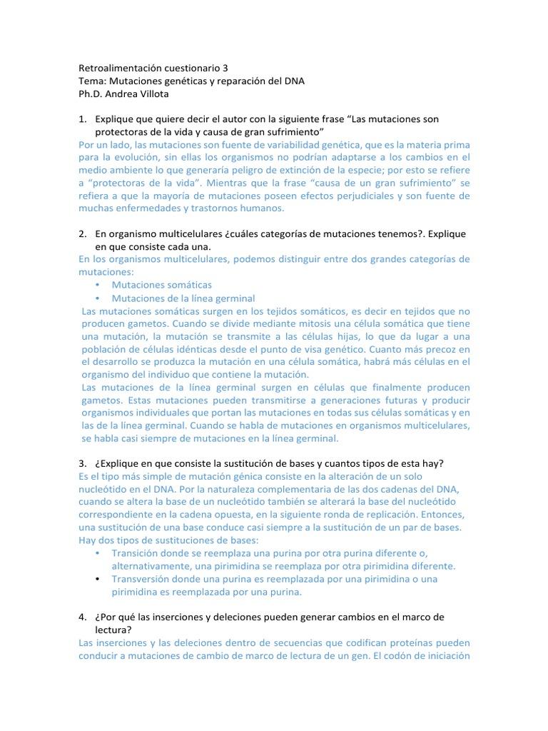 Retroalimentación cuestionario 3