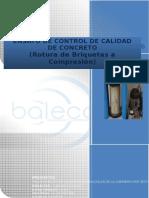 ROTURA DE BRIQUETAS KITENI