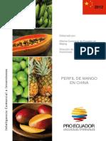 Proecu Ppm2012 Mango China