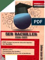Ser Bachiller 2016 - 2017.