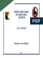 Extensivo_aula 9 - Revisão Sobre Mol