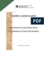 Disenio Curricular 2008