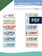 Boletim Informativo CGRH