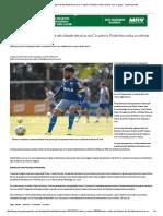 Sobis e Ábila Participam de Atividade Técnica No Cruzeiro; Robinho Volta a Treinar Com o Grupo - Superesportes