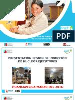 1- Gestion de Los Proyectos Modalidad de NE - EXPOSICION TECNICA HCVCA