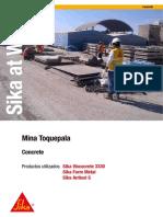 SAW mina toquepala.pdf
