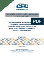 Ind- 010.2013 - Criterios Para Atendimento Conf Resol Aneel 414-2010_2a Ed