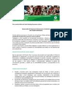 TDR Responsable de Programa DeyCi en OXFAM