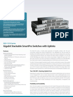 Dgs-1510 Stackable Gigabit Smartpro Series Datasheet 1