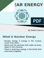 A PPT On Nuclear Energy