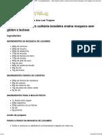 Moqueca de Legumes Da Ana Luiz Trajano
