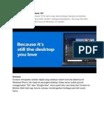 Apa Yang Baru Di Windows 10
