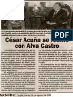 Satélite 18-08-09 César Acuña se reunió con Alva Castro
