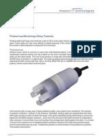 MeasurIT Quadbeam Application Diary Product Loss Monitoring 0809