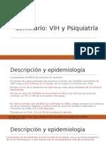 VIH y Psiquiatria