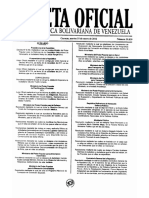 Lineamientos de Evaluación PNF (Gaceta de 2012 Enero 10)