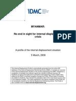 IDMC - Report March 2009