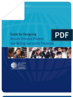International Planned Parenthood Federation - Results Oriented Projects and Writing Successful Proposals