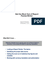 Report Painter Facilito Para Ti