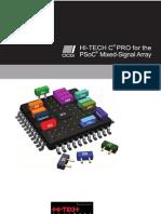 Hi-Tech C User Manual
