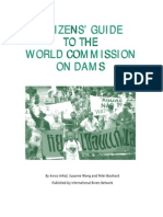 World Commission on Dam's Guide