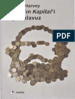 David Harvey Marx'in Kapital'i İçin Kılavuz Metis Yayınları