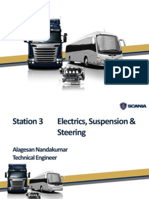 STATION3-CAB_CHASSIS_ELECTRICS_SUSPENSION_AND_STEERING PDF