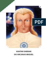 COMANDANTE ashtar sheraN com. de toda s as frotas estelares em missão terra