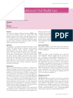 ADOLESCENT DENTAL HEALTH CARE.pdf
