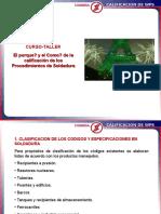 Curso de EL Porque y Como de la Calificación y los Procedimientos de Soldadura (COMINSA).ppt