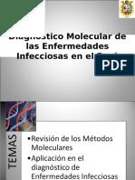 Diagnóstico Molecular de Las Enfermedades Infecciosas en El Perú