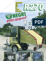 R270 Bio Shredder Leaflet