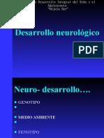 sesion 3-Desarrollo Neurologico