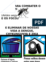 Dicas Dengue e
