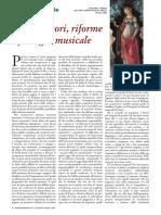 Marina Toffetti - Conservatori, Riforme e Filologia Musicale