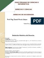 Derecho Societario 2012 Upcei