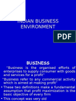 Indian business environment Introduction