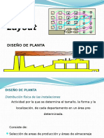 Distribucion de Plantas Ali