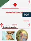 Clase de Primeros Auxilios CODEACOM