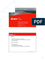 Concept of E.on Netz for Offshore Grid Connections