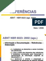 04 ABNT. REFERÊNCIAS E CITAÇÕES