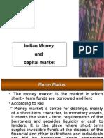 Indian Money market and Capital Market