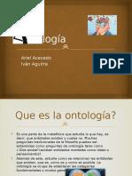 Ontología -  ciencias politicas