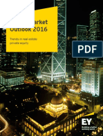 EY Global Market Outlook 2016 Trends in Real Estate Private Equity