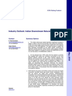 Indian Downstream Natural Gas Sector