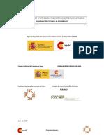 Informe Aecid Inc 2008 2009