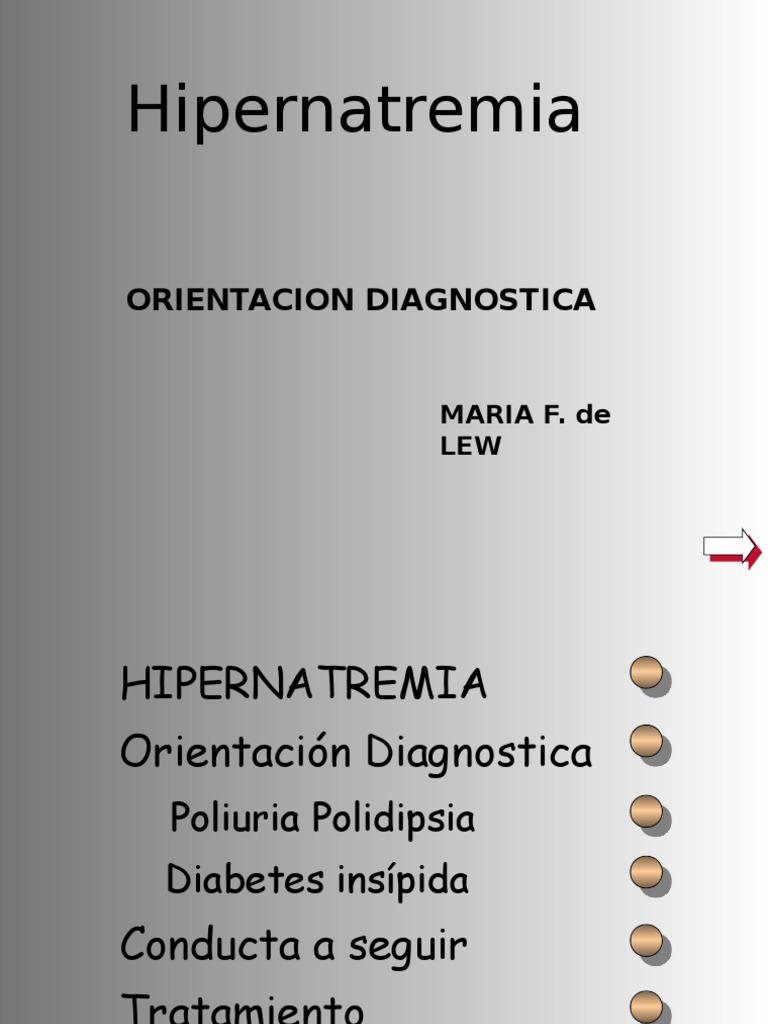 poliuria diabetes fisiología powerpoint